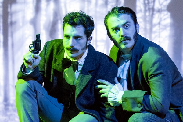 Sherlock Titelbild
