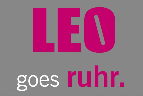 Leo goes ruhr