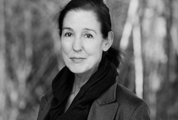 Die Autorin Judith Kuckart, Berlin, März 2019